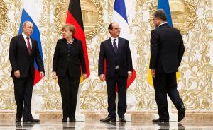 俄外长:乌克兰建议在杭州G20峰会期间乌俄德法四国会谈