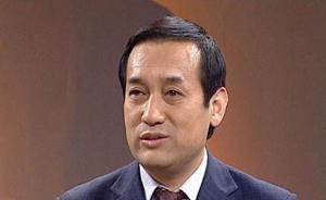潘盛洲任驻国务院港澳办纪检组长,李秋芳不再担任