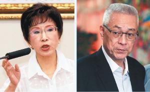 国民党主席交接僵局有解,吴敦义称与洪秀柱已有默契