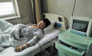大连16岁少年误喝饮料瓶内农药百草枯,治疗逾一周仍未脱险
