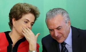 巴西最高选举法院维持2014大选结果,特梅尔继续出任总统