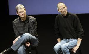 乔布斯和库克谁是更好CEO?苹果高管:跟着库克干能少抽风