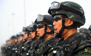 在国际特种兵比武场,中国武警部队所向披靡靠的啥