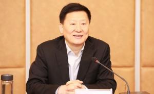 河北省委常委、秘书长商黎光履新山西省委常委