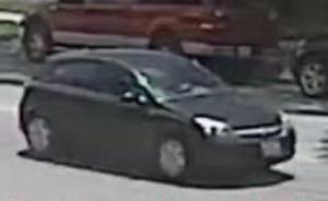 视频|北大女硕士在美失联前最新影像:上了一辆可疑黑色车辆