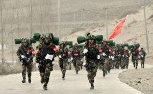 武警西藏总队政治部主任王天祥调任武警海南省总队政治委员