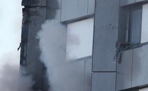 伦敦大火丨英国警方证实高楼火灾已造成至少6人死亡