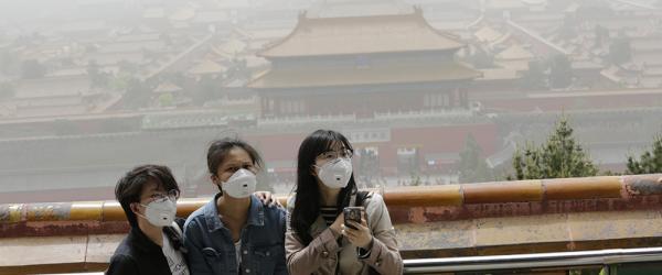 5月北方遇罕见强沙尘,人民日报探访西北沙尘源:为啥这么猛