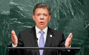 哥伦比亚总统:波哥大爆炸系罪犯在商场的女盥洗室内制造