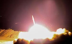 """回应""""议会袭击"""",伊朗射六枚导弹打击叙利亚境内恐怖分子"""