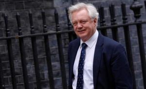英国脱欧事务大臣赴布鲁塞尔开启脱欧谈判:开弓没有回头箭