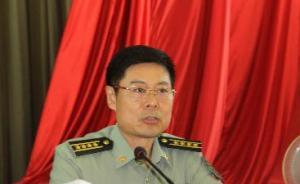 吕万成任72军政治工作部副主任,傅永国任山西省军区副政委