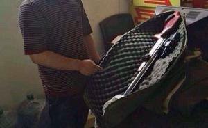 湖南湘潭一男子在高校内人员密集区射击土狗,被拘留15天