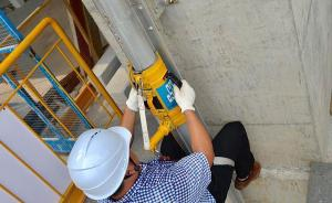 高楼逃生黑科技在武汉试验成功:40米高空垂降只需26秒
