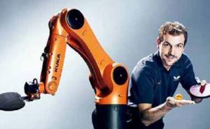 库卡雄心:从车间走向家庭,与美的联手开发个人助理机器人