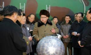 """韩媒:金正恩2月份曾参观核工厂,首次谈及""""存储核武器"""""""