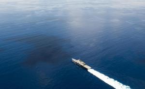 外交部:有关国家应避免在南海争议水域使形势复杂化的行动