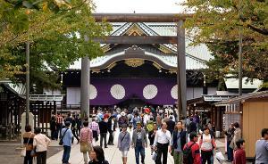 日本复兴大臣今日参拜靖国神社,系安倍新内阁首位
