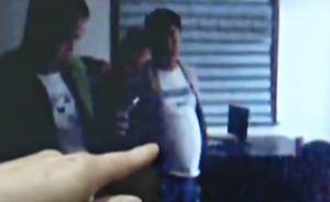 于欢案民警执法记录仪拍摄画面首次曝光,还原现场执法过程