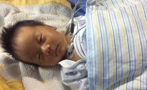 茂县山体垮塌获救男婴确诊吸入性肺炎,随母连夜转往成都治疗
