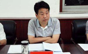 河南周口市委常委吉建军兼任副市长,曾获全国优秀县委书记