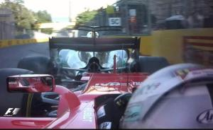 维泰尔告诉你,F1爆发路怒症会怎样
