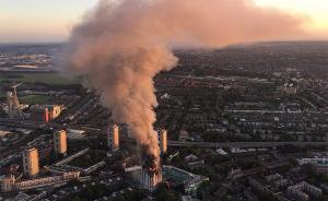 """高楼""""外衣""""成伦敦大火帮凶,可燃保温层威胁国内建筑安全"""