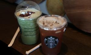 三大咖啡连锁店冰块英国检出粪便细菌,星巴克称在华有高标准