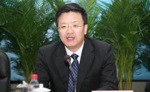 贺天才卸任晋煤集团党委书记、董事长,前往山西省政府任职