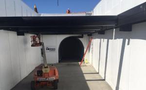 """为治堵马斯克开始在洛杉矶挖隧道,首台盾构机名为""""戈多"""""""