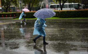 呼叫台风结界!上海即将步入主汛期,预计台风影响较常年偏重