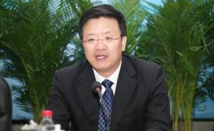 晋煤集团党委原书记贺天才出任山西省政府党组成员