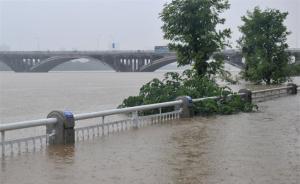 湘江长沙站洪峰再延后,或今日14时出现约39.5米水位