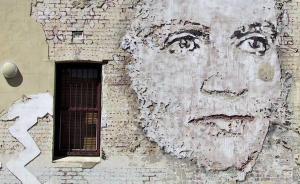 葡萄牙艺术家亚历山大·法图:在一座座城市,划过墙的表面