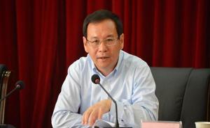 新任山西省委常委王赋兼任省委秘书长职务