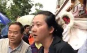 昆明警方回应人贩子当街抢娃:涉事人疑为精神病患者