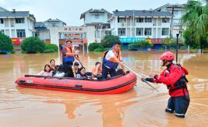 广西洪涝灾害逾百万人受灾,国家减灾委启动Ⅳ级应急响应