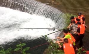 清远观音山山洪, 登山游客中3人遇难