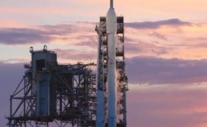 悬!SpaceX猎鹰9号两天两度中止发射