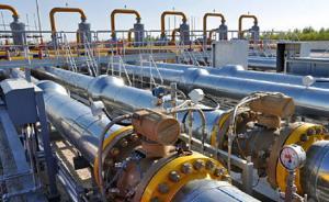 今年上半年中亚天然气管道向中国输气近160亿标方