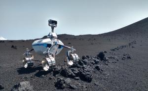 为探月车模拟环境,这帮科学家也是拼了