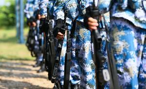 原青岛水警区司令员吴栋柱调任北部战区海军副参谋长