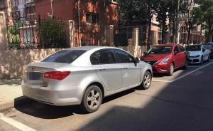 24万辆车只有4万车位:天津南开区占道汽车是否该罚成难题