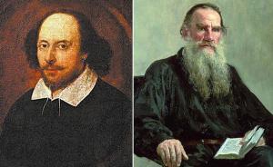 陈晓明:莎士比亚是托尔斯泰文学上的父亲