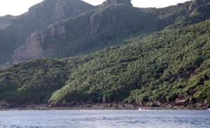 中国海警舰船编队今日在中国钓鱼岛领海巡航