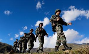 """解放军打破""""大陆军""""结构:陆军现役员额首次降到百万以下"""