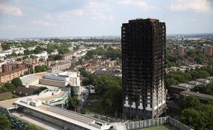 英国警方:伦敦失火公寓共有居民350人,81人推断遇难