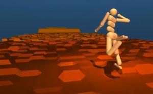 """奔跑吧AI,爆笑花式""""自虐""""学跑步"""