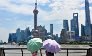 上海热过吐鲁番?东部沿海城市先热起来,下午跌出前十