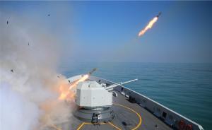 海军赴俄编队在地中海开展针对性训练,此前在印度洋接受补给